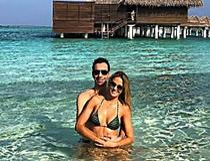 César Tralli diz que não vive de favores e que tem nota fiscal para provar que pagou por seu casamento