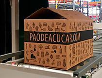 Entrega com dia e horário marcado. Compre no Paodeacucar.com