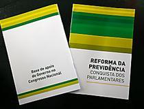 PSDB ainda não sabe se 'fecha a questão' sobre reforma da Previdência
