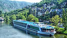 The Luxury On These European River Cruises Is Insane!