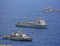 Versatilidade foi determinante para compra de navio, afirma almirante