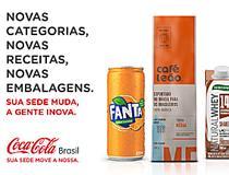 Coca-Cola Brasil inova e surpreende consumidores