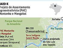 Grupo ignora autoridades e faz autodemarcação de área no Pará