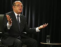 Em Washington, Gilmar Mendes minimiza críticas ao Congresso