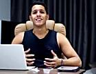 Jovem cria negócio online, supera a crise e abandona cargo federal