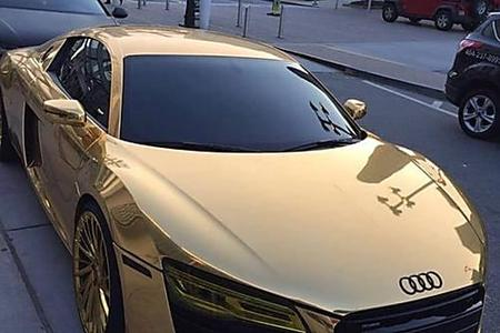 (Photos) Celebs Dropped Some Serious Cash On These Cars