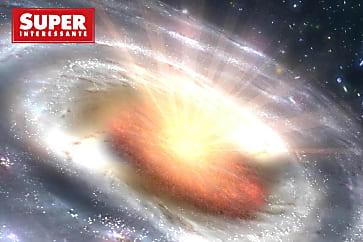 Achamos o mais velho dos buracos negros. E o bicho é enorme.