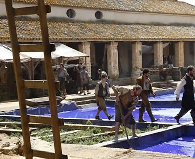 Alcalá, Carmona, Coria y Santiponce regresan al siglo XVI gracias a «La peste»