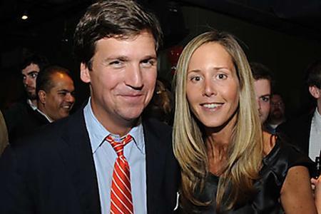 [Gallery] Wife of Fox's Tucker Carlson Breaks Silence