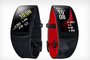 Samsung apresenta Gear Fit2 Pro embaixo d'água