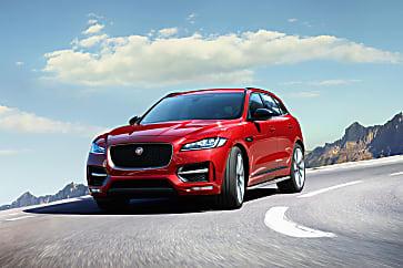 O Jaguar F-PACE bateu um novo recorde de vendas. Conheça mais esse SUV