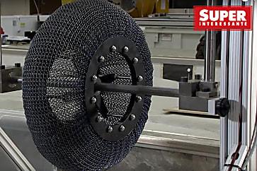 A Nasa reinventou a roda, literalmente