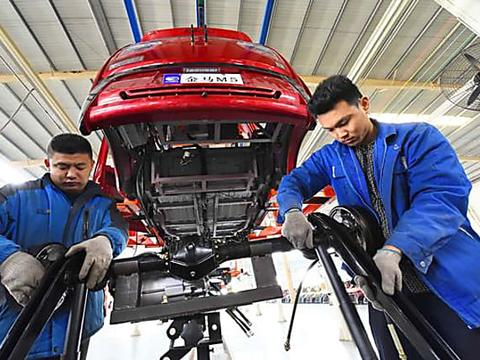 Cover story: China goes all out to be king of the electric car