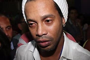 O lado sombrio de Ronaldinho Gaúcho