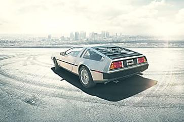 """Carro de """"De Volta para o Futuro"""" voltará às lojas"""