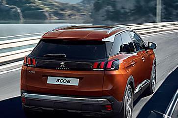 Novo SUV Peugeot 3008 chega ao Brasil com sucesso absoluto