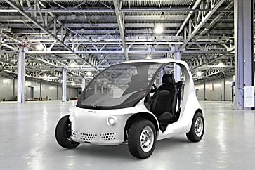 Carro elétrico é semente de montadora brasileira