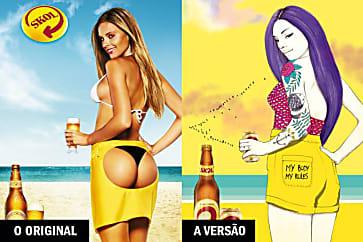 Rio vai multar empresa que contratar propaganda sexista