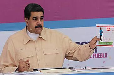 Venezuela lançará seu 'Bitcoin' para fugir do embargo, diz Maduro