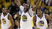 Kevin Durant, Warriors Beat Anthony Davis, Pelicans in Game 1; Stephen Curry Out