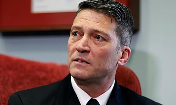 Will Ronny Jackson stay on as White House doctor? Here's what Sanjay Gupta says.