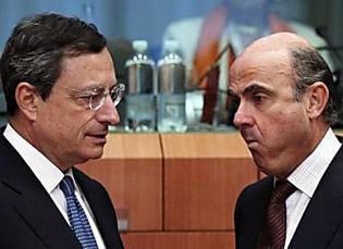 De Guindos, favorito hoy para la vicepresidencia del BCE