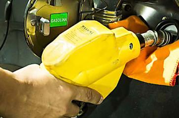 O preço da gasolina por um ângulo que você nunca viu
