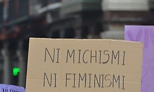 "&quotNi michismi ni fiminismi"": los memes de las pancartas del 8M"