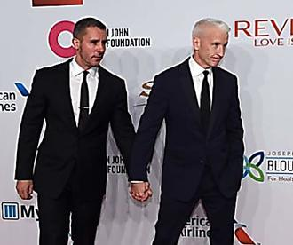 Try Not Gasp When You Find Out Who Anderson Cooper's Partner Is
