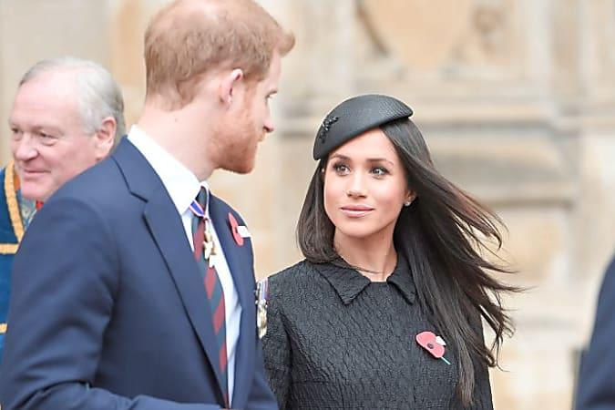 Hochzeit mit Prinz Harry: Bei Meghan Markle kracht es