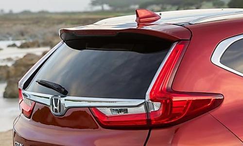A Car Like No Other: The New 2018 Honda CR-V Explored