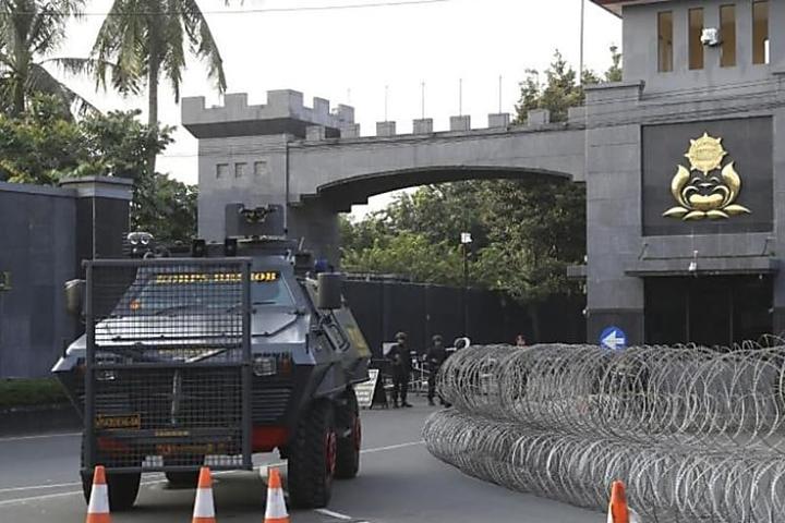 Polizei beendet Gefängnisaufstand in Indonesien
