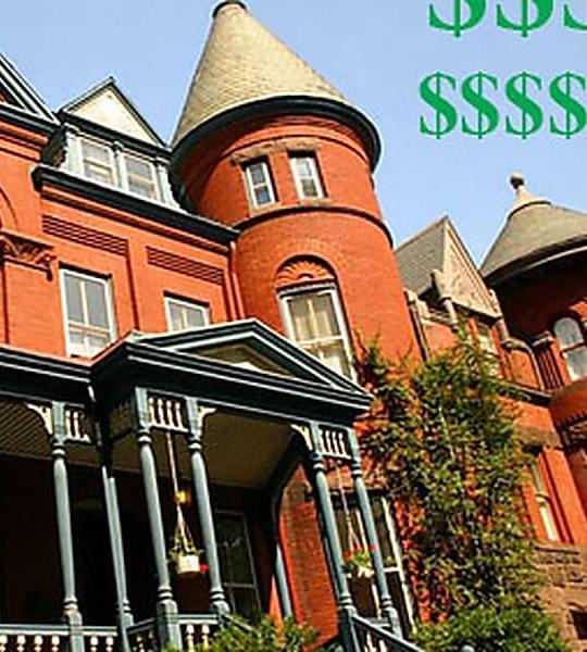 The Twelve Richest Neighborhoods in D.C. Right Now